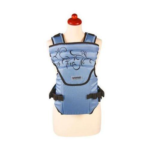 Nosidełko  zaffiro sunny jasno niebieskie marki Womar