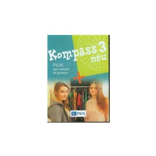 OKAZJA - Kompass 3 neu Film Język niemiecki dla gimnazjum (Płyta DVD) (9788326222153)