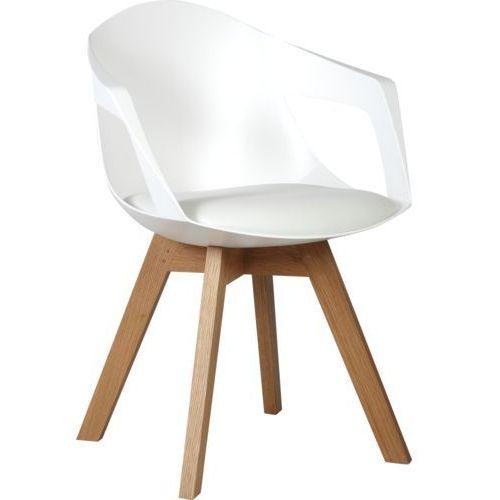 Krzesło lisa white marki Exitodesign