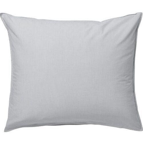 Poszewka na poduszkę Hush jasnoszara 60x50 cm