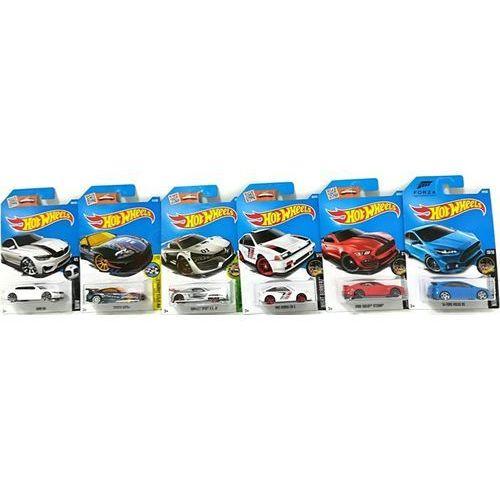 Zestaw hot wheels cr resoraki seria z usa marki Mattel