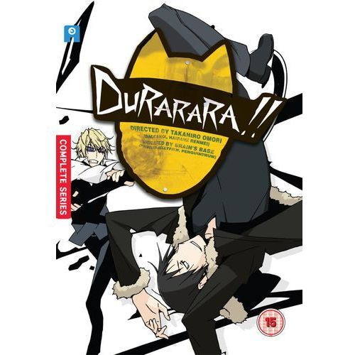 Durarara!! - season 1, marki Anime ltd