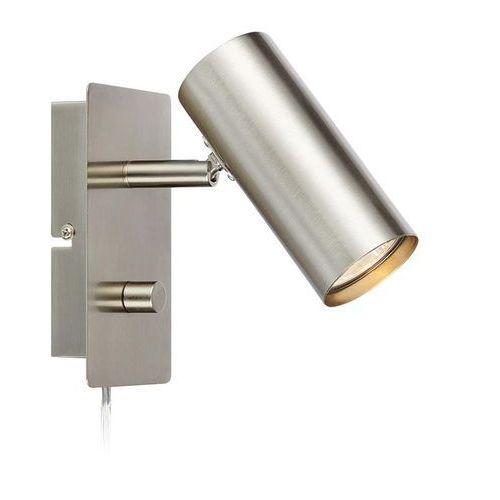Kinkiet LAMPA ścienna BARCELONA 107347 Markslojd metalowa OPRWA reflektorowa tuba stalowa, 107347