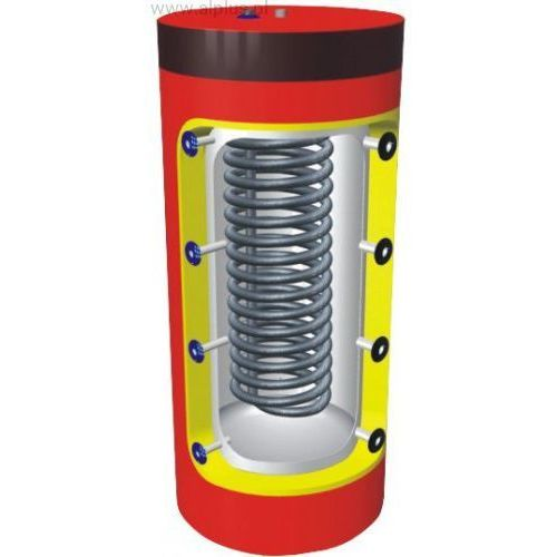 Zbiornik higieniczny spiro 800l/7,5 bez wężownicy bufor wysyłka gratis marki Lemet