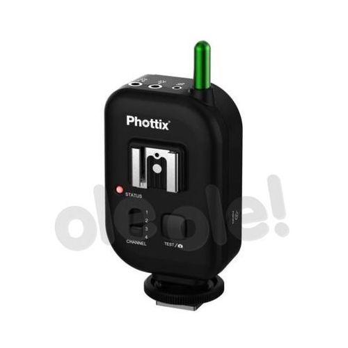 Phottix 89102 Atlas II wyzwalacz 2.4 GHz - produkt w magazynie - szybka wysyłka! (5901054891024)