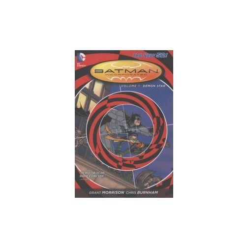 Batman Incorporated Volume 1: Demon Star HC (The New 52)