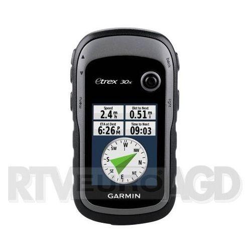 etrex 30x europa zachodnia od producenta Garmin