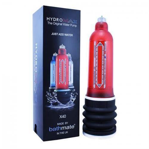 Bathmate - Hydromax X40 (czerwona)