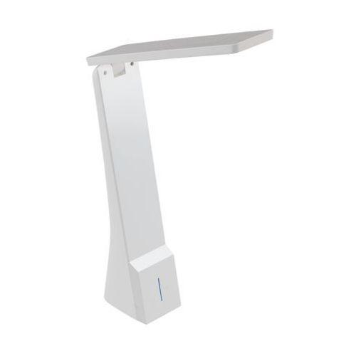 Eglo 97044 - LED Lampa stołowa LA SECA 1xLED/1,2W/230V biely (9002759970444)