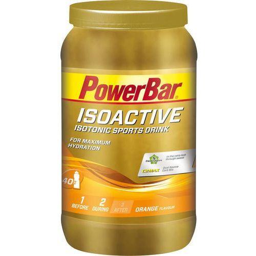 isoactive żywność dla sportowców orange 1320g beżowy/pomarańczowy 2018 suplementy marki Powerbar