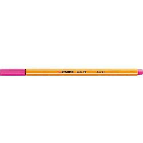 Cienkopis point 88/056 neonowy różowy marki Stabilo