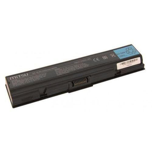 Wysokiej jakosci bateria do toshiba pa3534u 4400mah marki Digital