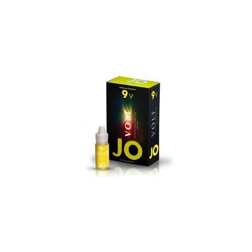 Serum stymulujące łechtaczkę - System JO Volt 9VOLT 5 ml, SY006B