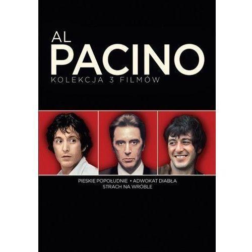AL. PACINO KOLEKCJA (3DVD) (Płyta DVD)