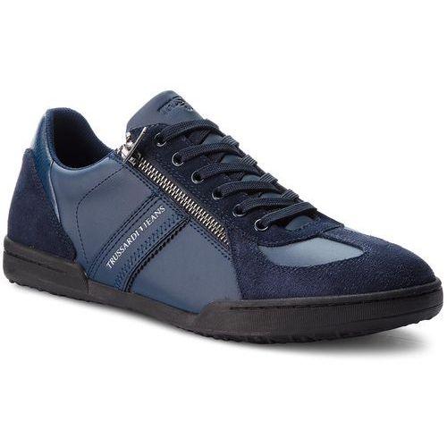 Sneakersy - 77a00093 u280, Trussardi jeans, 43-44