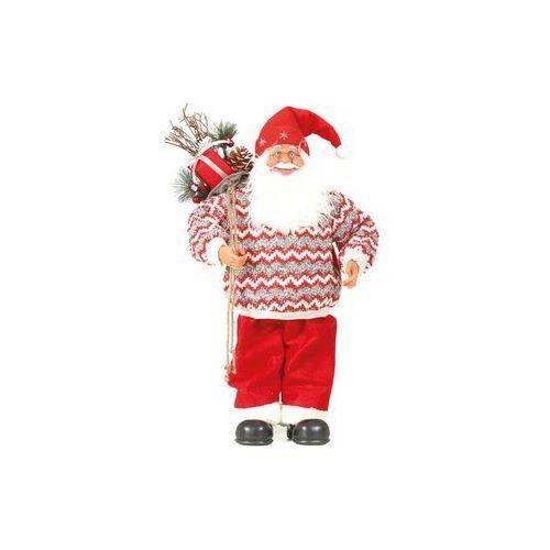 Figurka św. mikołaj - 60 cm - 1 szt. marki Guirca