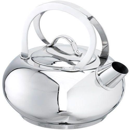 Schulte Ufer - czajnik Ada, srebrny