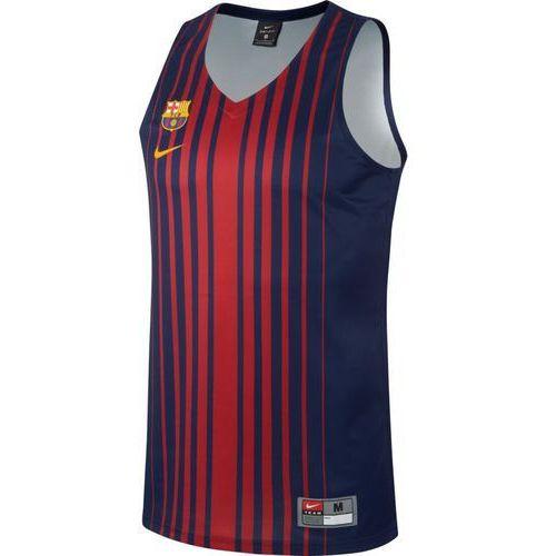 Koszulka  fc barcelona replica - 883418-421 marki Nike