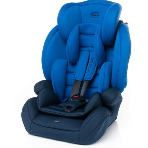 4baby fotelik samochodowy aspen blue 9-36 kg