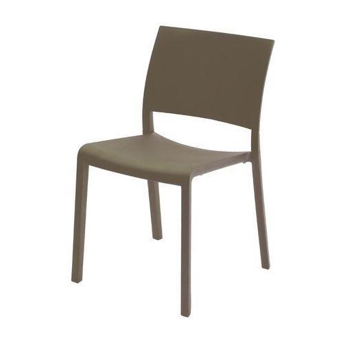 Resol Krzesło kawiarniane fiona bez podłokietników