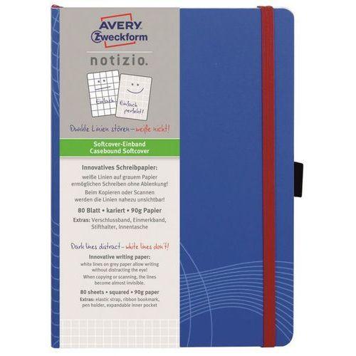 Notatnik Avery Zweckform Notizio 7041 A5/80k. kratka, X04156