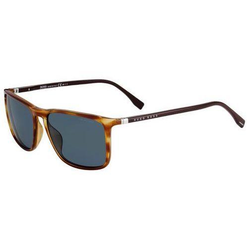 Okulary słoneczne boss 0665/s polarized 1n1/ra marki Boss by hugo boss
