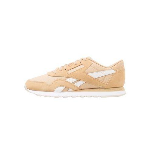 Reebok Classic CLASSIC Tenisówki i Trampki beige/chalk/white/sand (4058031355671)