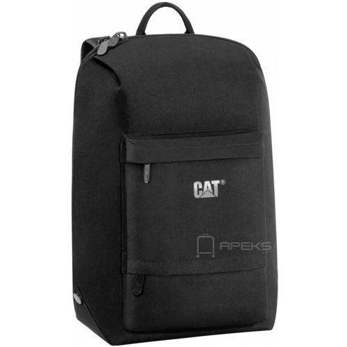 "Caterpillar CONCEPT X plecak na laptop 13"" CAT / czarny - Black (5711013045432)"