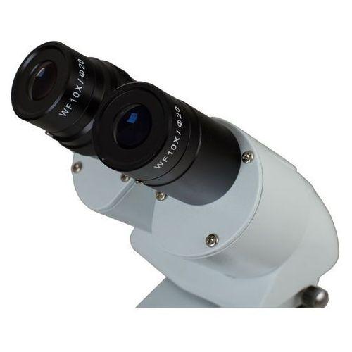 Mikroskop BRESSER Researcher ICD LED 20x–80x + DARMOWY TRANSPORT!