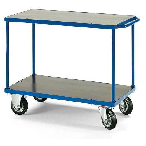 Wózek platformowyplatforma: 1000x700mmbez hamulca marki Aj