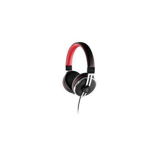 Słuchawki GoGEN HC 01R (HC 01R) Czarne/Czerwone