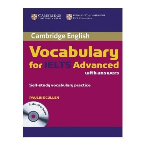 Cambridge Vocabulary for IELTS Advanced (with answers), w. Audio-CD (9783125399730)