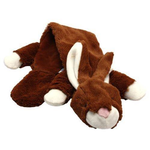 Happypet Pluszowy królik bez wypełnienia marki