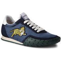 Sneakersy - f865sn122f54 bleu marine 76, Kenzo, 40-44