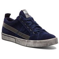 Sneakersy DIESEL - D-Velows Low Lace Y01755 P1834 T6062 Peacoat Blue, w 6 rozmiarach
