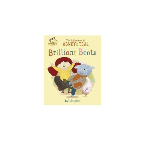 Adventures of Abney & Teal: Brilliant Boots, Stewart, Joel