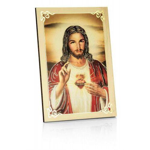 Obrazek Serce Jezusa 10 x 15 cm