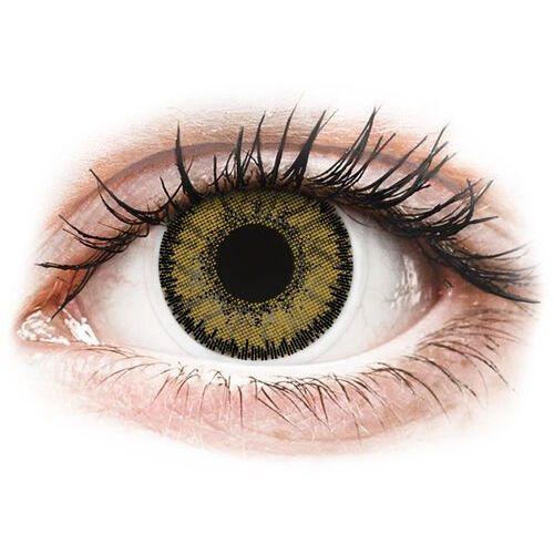 SofLens Natural Colors Dark Hazel - korekcyjne (2 soczewki)
