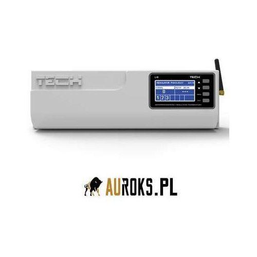 Tech sterowniki Tech bezprzewodowy sterownik zaworów termostatycznych l-8e (8 sekcji)