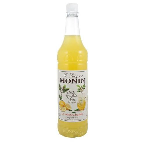Syrop  cloudy lemonade- baza, koncentrat lemoniady 1l pet marki Monin