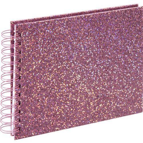 Album HAMA Glam 24x17 cm 50 białych stron różowy (4007249025913)