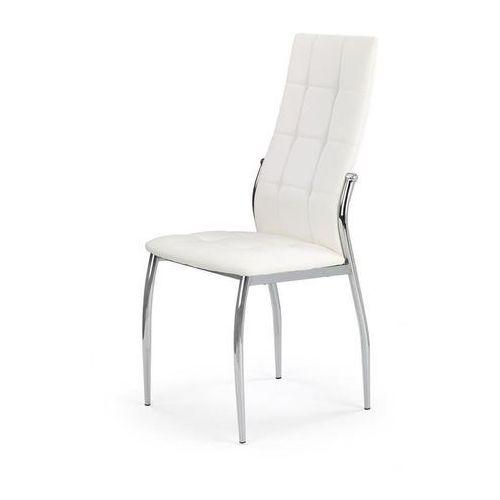 Tapicerowane krzesło do jadalni k209 marki Halmar