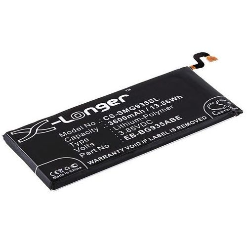 Samsung Galaxy S7 Edge / EB-BG935ABE 3600mAh 13.86Wh Li-Polymer 3.85V (Cameron Sino) - produkt z kategorii- Baterie do telefonów