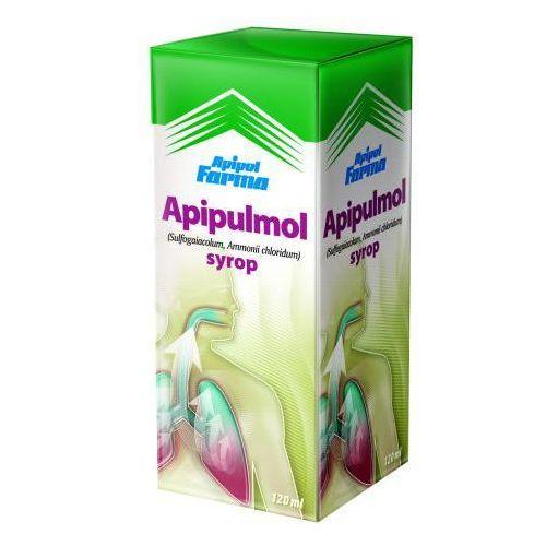 Apipol-farma Apipulmol syrop 120ml