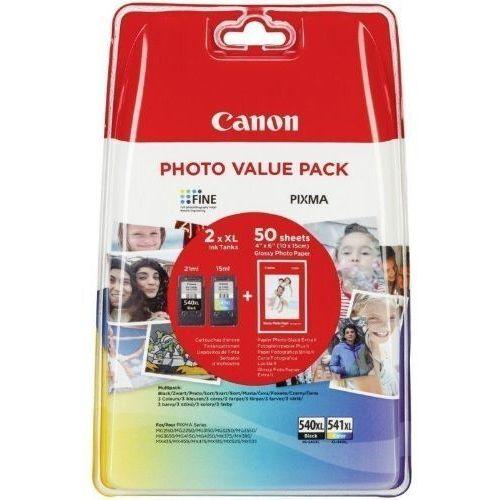 oryginalny multipak Canon [PG-540XL + CL-541XL] 2-pak