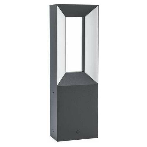 Eglo Riforano 98727 lampa stojąca zewnętrzna IP44 2x5W LED czarna/biała