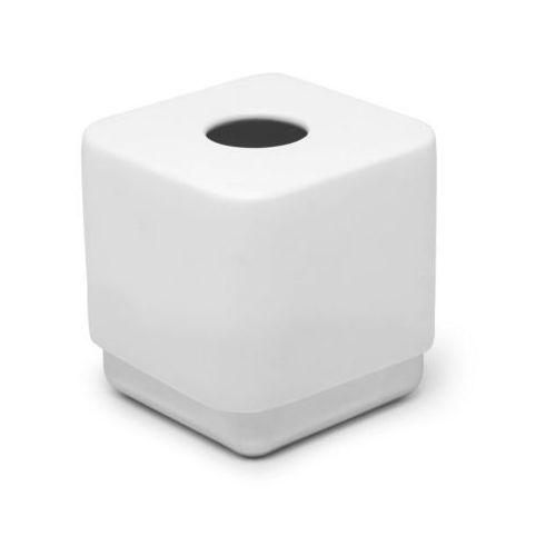 Umbra - Pojemnik na chusteczki Junip - biały