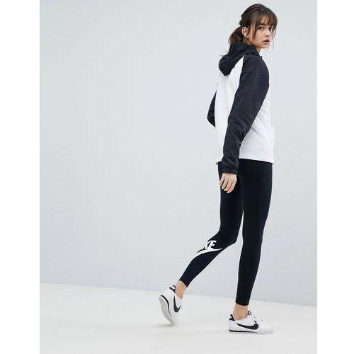 Nike Leg A See Leggings In Black - Black