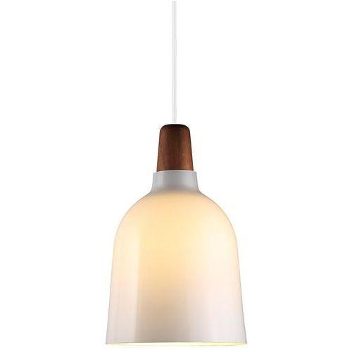 Lampa wisząca Nordlux 78343012, E27 (ØxW) 20 cmx32 cm, Biały, Orzech włoski, Karma