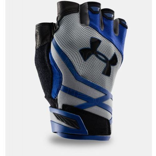 Rękawiczki treningowe Under Armour Resistor Half-Finger Training Gloves M 1253690-035